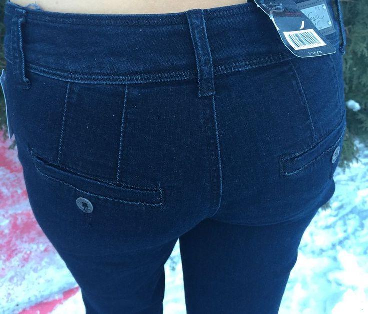 Earl Jean Petites Flare Jeans size 10 P  2% Stretch NEW!  | eBay