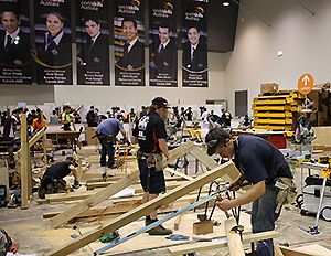 Best of the best goes west for WorldSkills 2014