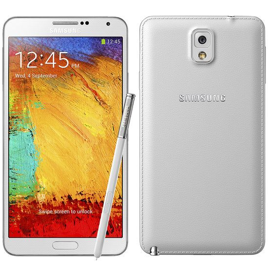 Holiday Gift Guide 2014 - The Samsung Note 3 (and now Note 4) is a great choice for techies and older folks who need a bigger screen. ad