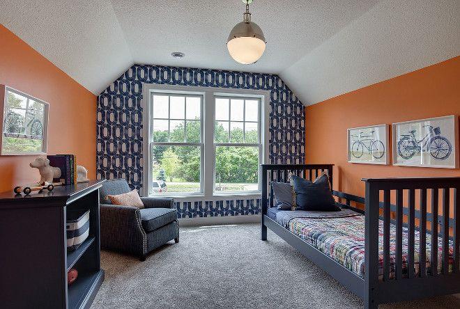 25 best ideas about luxury kids bedroom on pinterest for Bedroom designs orange and brown