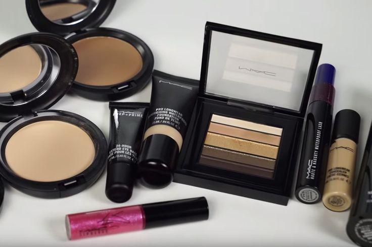 Machiaj waterproof cu zero compromisuri: step-by-step cu MAC on Beauty First http://www.beautyfirst.ro