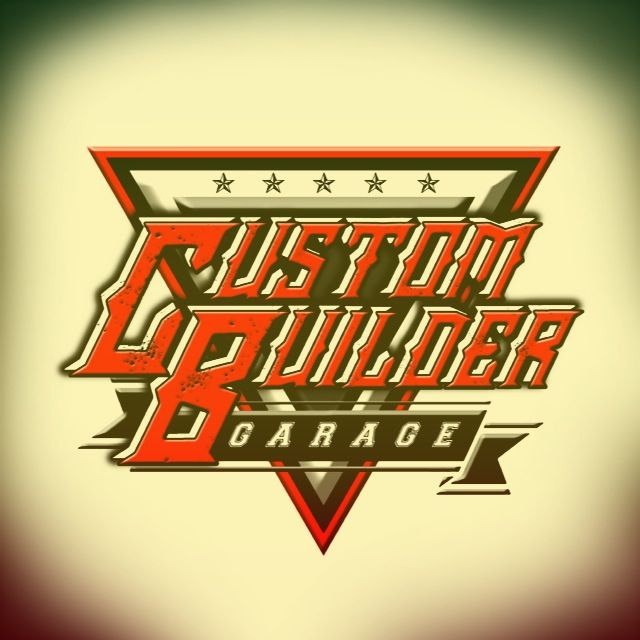 Custom Builder Garage for motorcycle