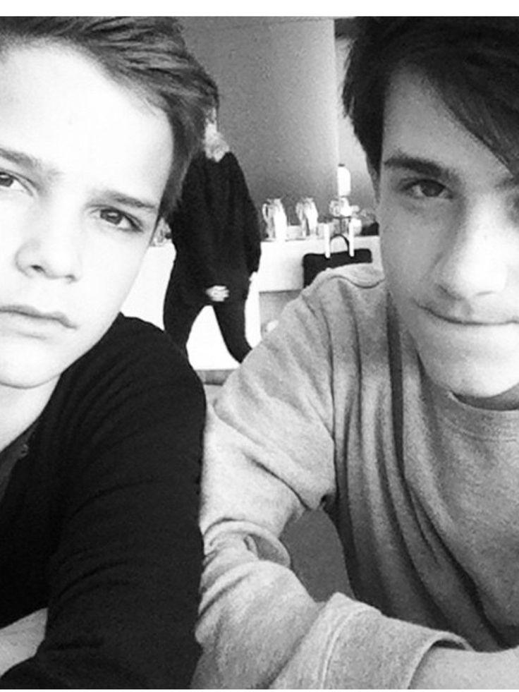 Chris and ethan