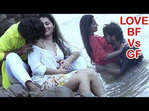 BOYFRIEND Vs GF Special Song - Full Romantic Hindi Song - Divesh Yadav - Khamosh Ishq - Hindi Songs