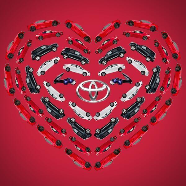 We loves #Toyota