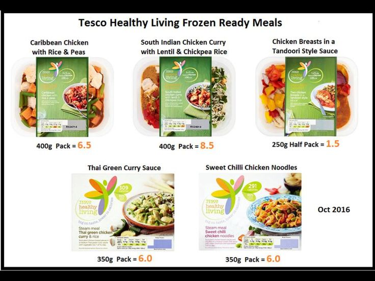 44 best tesco syns images on pinterest products slimming world tesco and menu New slimming world meals