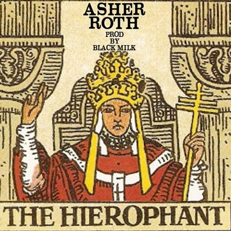 """Asher Roth – """"The Hierophant"""" [Audio]- http://getmybuzzup.com/wp-content/uploads/2015/08/499032-thumb-650x652.jpg- http://getmybuzzup.com/asher-roth-the-hierophant/- By Michael Anderson While there is not word on a project, Asher Roth has actually been releasing music rather consistently lately. Today he is back with a Black Milk produced track entitled """"The Hierophant."""" Stream the official audio below.  The post Asher Roth – """"The Hierophant"""" [Audio] appeared."""