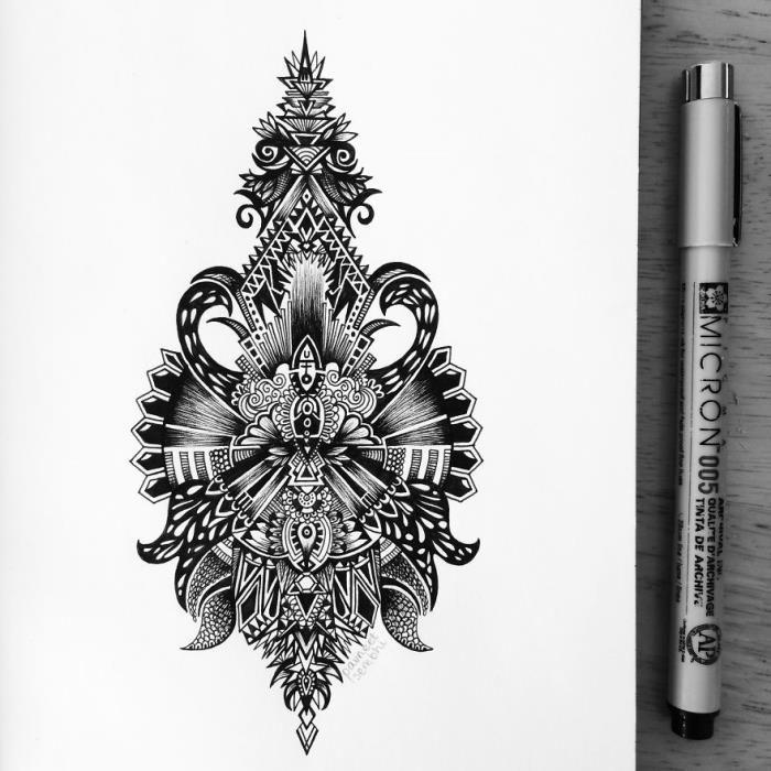 Estas Obras de Arte Desenhadas à Mão São Fantásticas!