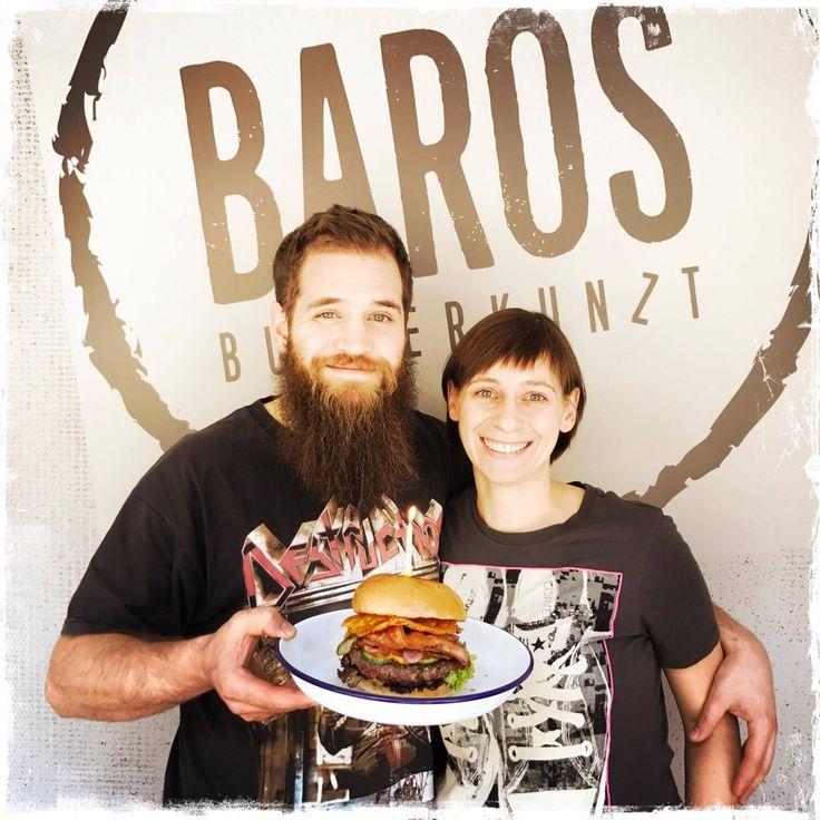 Foto zu Baros Burger - Marktredwitz, Bayern, Deutschland. Juhuuuu! Wir feiern Geburtstag. Ein Jahr BAROS! Vielen Dank an Euch - unsere Gäste!