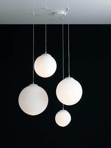 Prezzi e Sconti: #Ambiente i-lampd/s4 bco lampadario con  ad Euro 231.00 in #Elettronica #Casa e cucina > illuminazione led