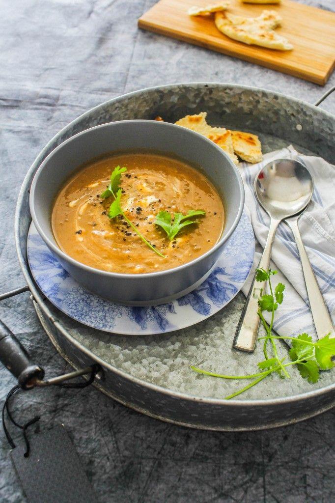 Dal Makhani (Creamy Lentil) Soup | Sugar et al