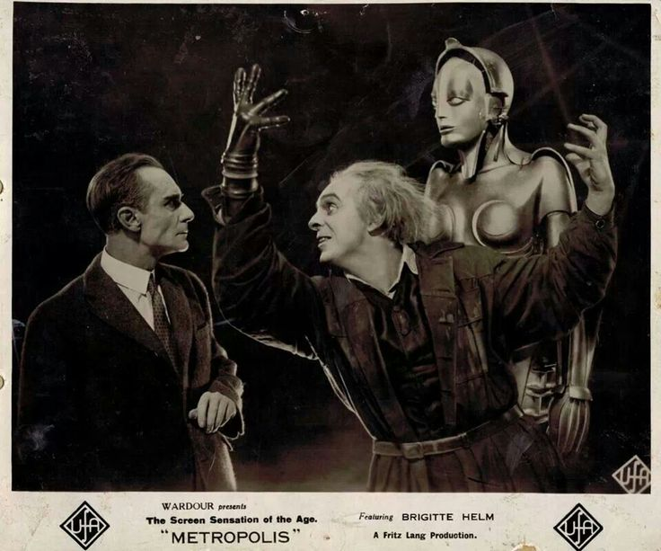Metropolis -If they try to remake this film I will be VERY disappointed.