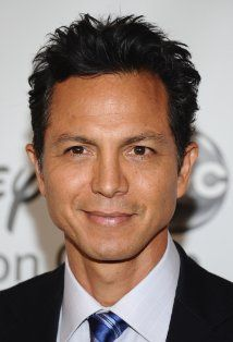 Benjamin Bratt: Miss Congeniality. What a nice partner! Been meaning to check out more of his work.