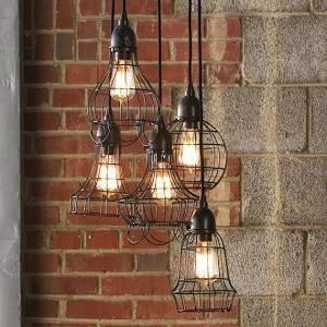 industrial pendant light - etsy $87