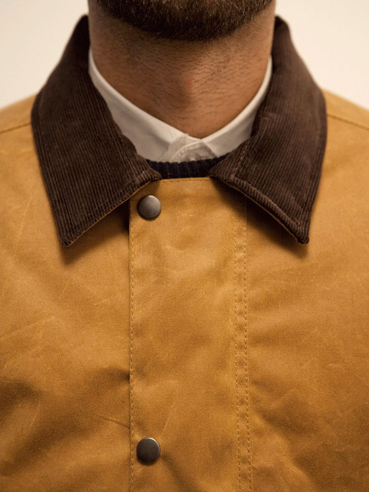 The Curtis Sand Jacket A/W13 collection from Brixtol.  // #fashion #jackets #mens clothing #aw13 #winter