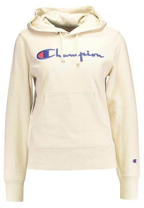 Champion Reverse Weave CLASSIC - Hættetrøjer - off-white - Zalando.dk