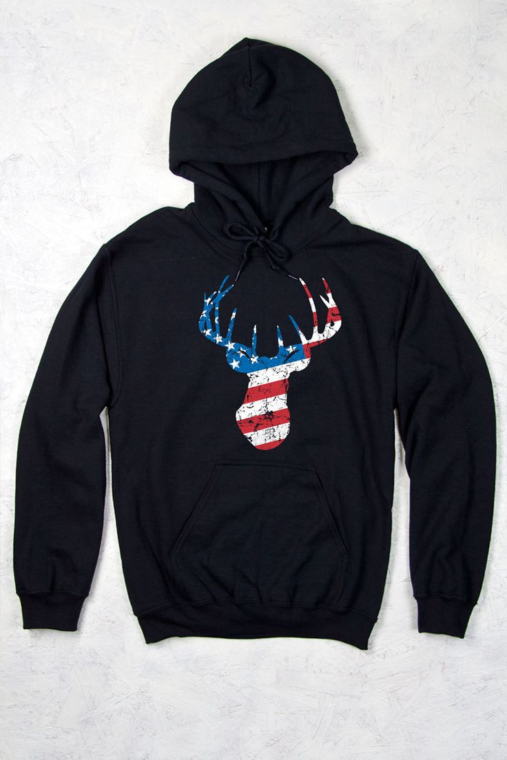 Country Girl Store - Women's Country Girl® Deer Flag Relaxed Pullover Hoodie, $39.95 (http://www.countrygirlstore.com/womens/hoodies-sweatshirts/country-girl-deer-flag-relaxed-pullover-hoodie/)