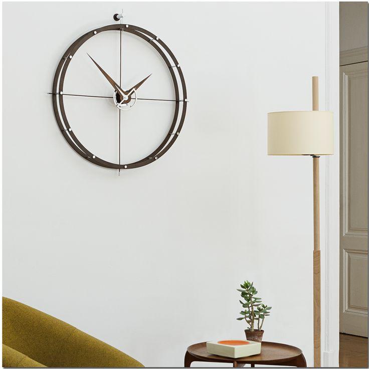 Casa Aksesuar - Nomon Saat #casa #casamobilya #casafurniture #nomon #clock #clockdesign