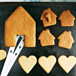 Rapeat piparit / Gingerbread / Kotiliesi.fi / Kuva/Photo: Jorma Marstio/Otavamedia