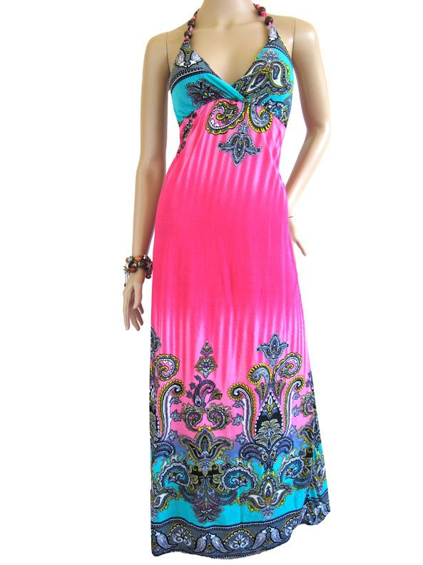 Summer Maxi Dresses | wardrobe, specially for the duration of hot summer days. Maxi dresses ...