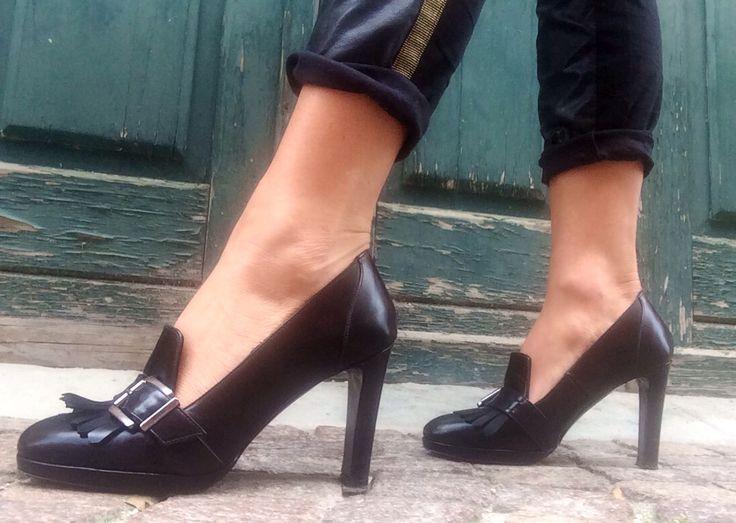 Tacco made in italy. stile ed eleganza per una donna dinamica e sofisticata