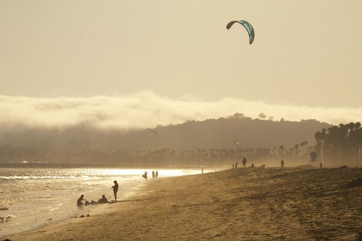 East Beach - Santa Barbara - Best California Beach Nominee: 2015 10Best Readers' Choice Travel Awards