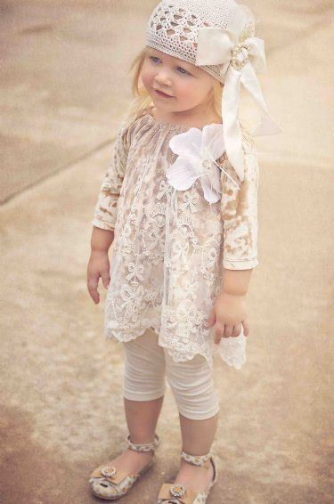 Holiday Juliette Lace Tunic SetNewborn to 6 YearsNow in Stock
