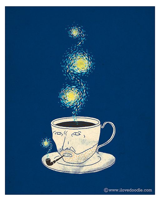 Heng Swee Lim, Stary stary nights, Vincent Van Gogh