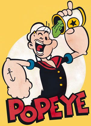 Popeye: Popular Cartoon character of the Television - Watch Free ...
