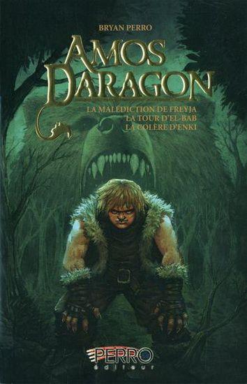 Amos Daragon (intégrale #2) - Bryan Perro
