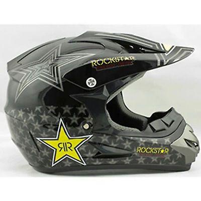 Rockstar DOT motorcycle helmet ATV Dirt bike downhill motocross off road helmets