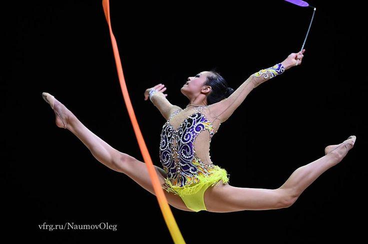 Laura Zeng (USA), World Cup (Baku) 2016