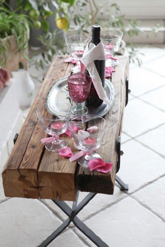 Pink suite in villa Toscana