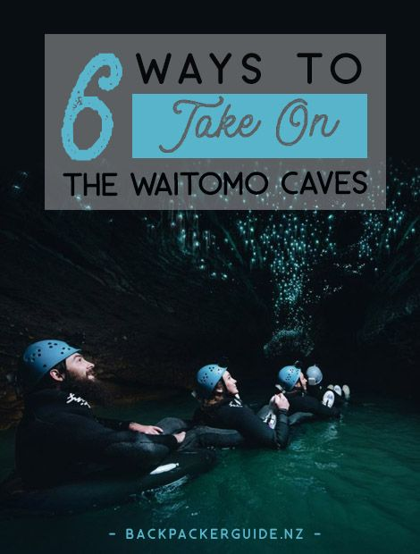 An unforgettable journey into the Underworld. Explore the underground of New Zealand in more ways than one! The activities available in the Waitomo Caves of the North Island takes adventure to a whole new level, as you can abseil, go tubing over rapids, do obstacle courses, and more in this underground playground.
