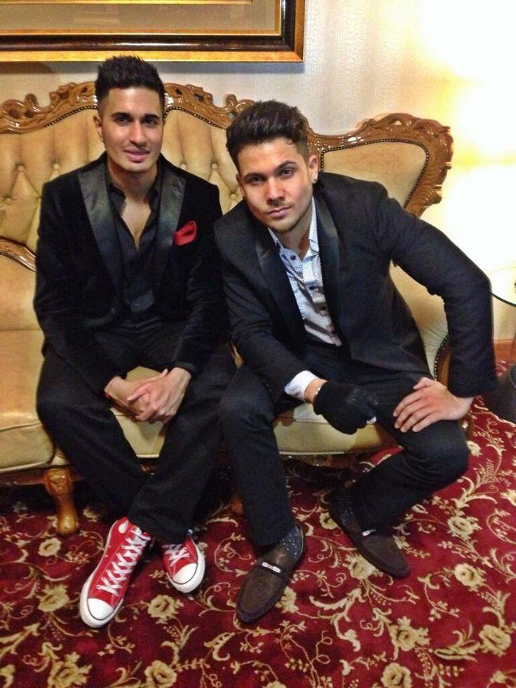 Arjun and Mickey Singh, 2 amazing Desi singers!!!