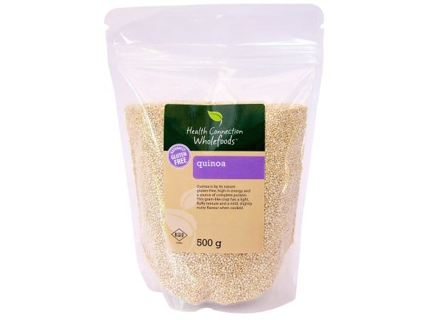 Buy Health Connection Wholefoods Quinoa, 500g - F041 - Whitefor R99.00