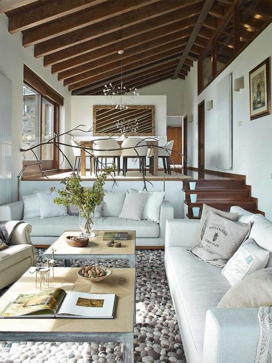 Las 25 mejores ideas sobre decoraci n de caba a r stica for Paginas de decoracion de casas