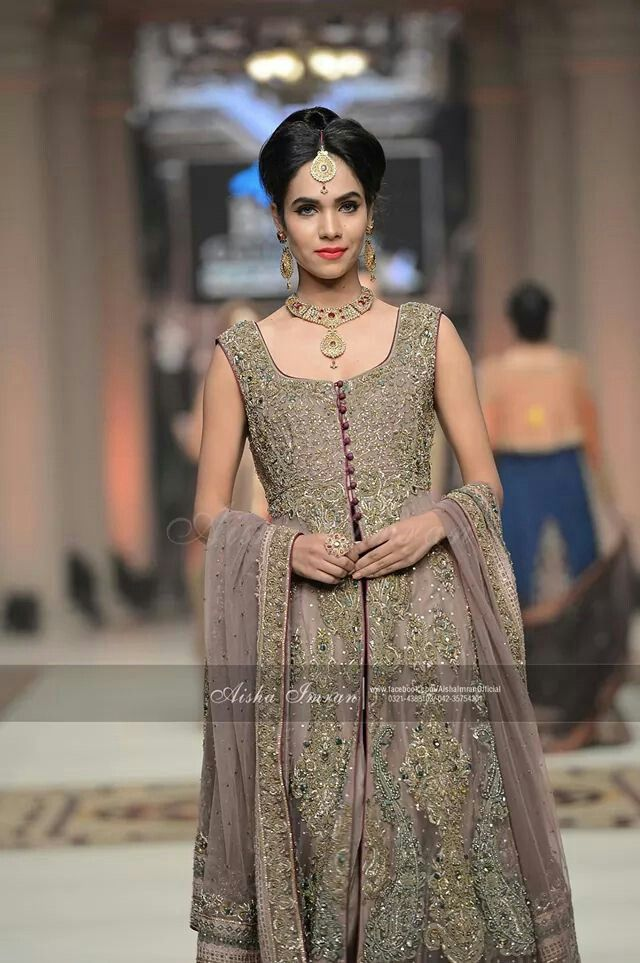 Alisha Imran TBCW 2014 pakistani fashion