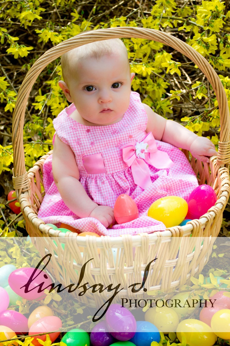 19 best easter pic ideas images on pinterest newborn pictures easter baby gabby was an easter baby she will be 1 picture idea negle Images