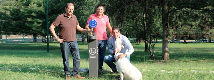 Paradigma: Energía eléctrica a partir de heces caninas