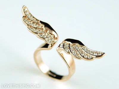 Wing Ring rings ring wings diamonds accessories ring design ring pictures