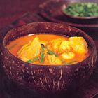 Nigella Lawson: Thaise curry met pompoen, zalm en garnalen: te proberen  Okokorecepten.nl