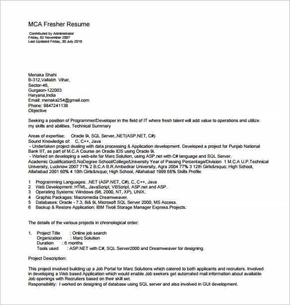 14 Resume Templates For Freshers Pdf Doc Free Premium Templates Resume Template Free Downloadable Resume Template Resume Template
