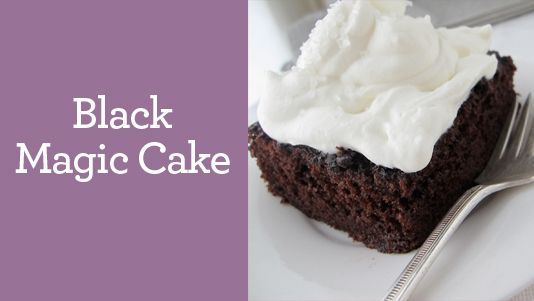 Very moist and delicious, this chocolate snacking cake has hints of coffee flavor.