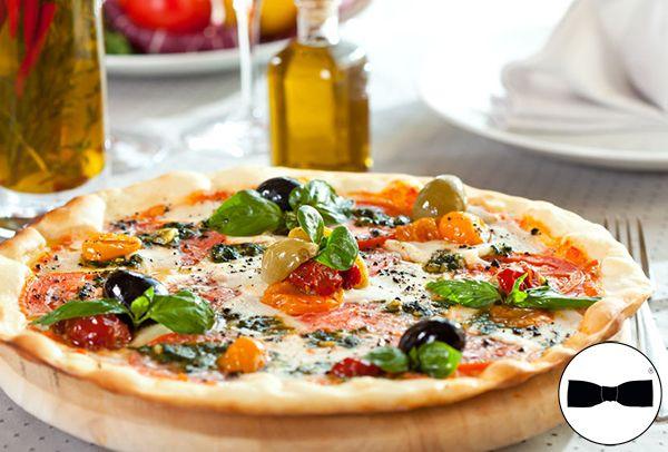 PIZZA GUSTOSA da LIDO DELLE SIRENE a METAPONTO! #Bellavitainbasilicata #relax #taste #welovepizza #beach