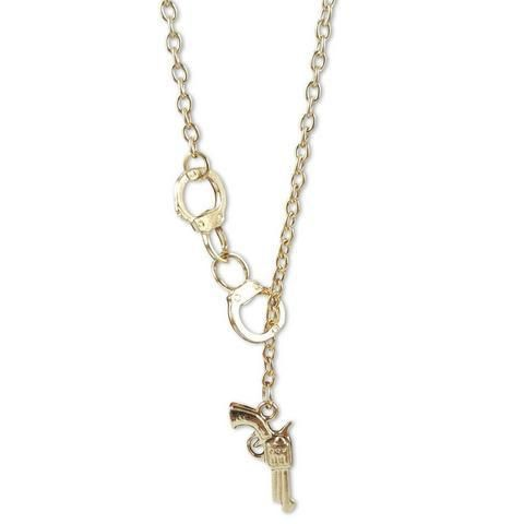 Handcuffs Necklace