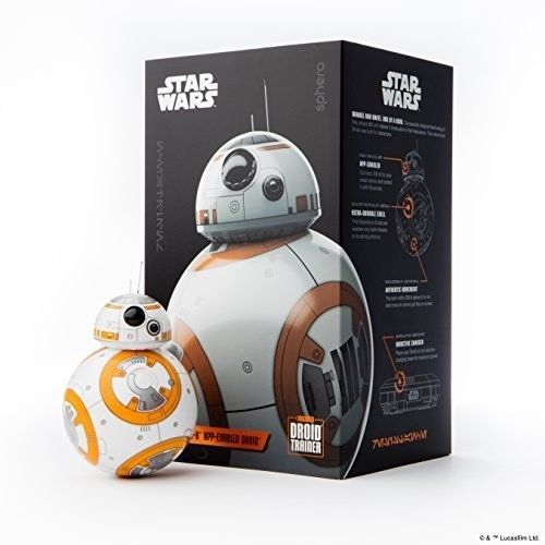 BB8 App Enabled Droid Star Wars The Last Jedi Trainer Force Band Holographic New #BB8AppEnabledDroid