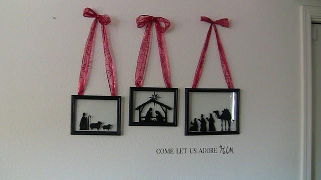 Great cricut idea. Need to borrow Mom's. :)