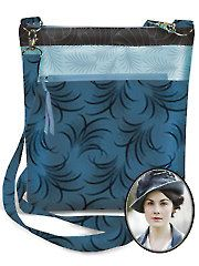 Sewing Patterns - Barbados Bag Downton Abbey Fabric & Accessories Set