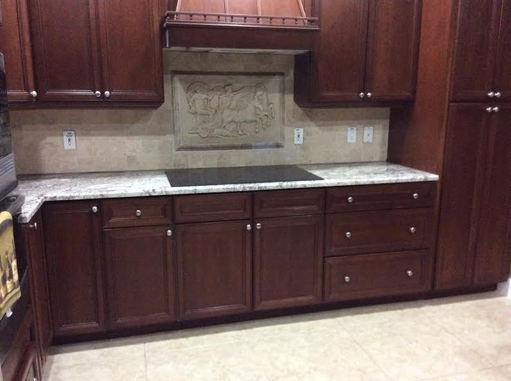 White Springs Granite Countertops In Kitchen And Bathroom By Granite  Perfection In Orlando, FL.